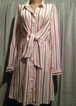 Оригинальная удлиненная рубашка.331
