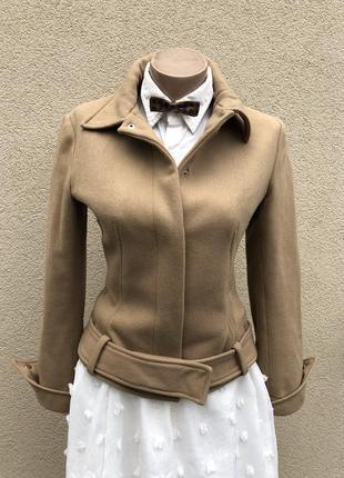 Винтаж,шерстяное пальто,куртка,жакет,пиджак, dolce & gabbana,о...