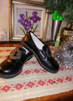 Туфли эко кожа р 31