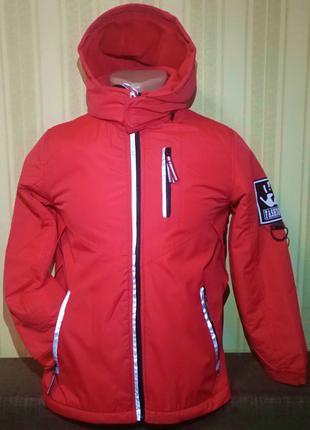 Куртка демисезонная для мальчиков 128/134 Венгрия