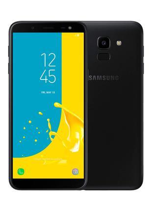 """Samsung SM-J600F Galaxy J6 DS Black 5,6"""" RAM: 2Gb. ROM:32Gb Octa"""
