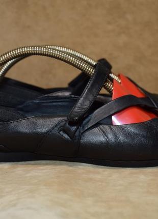 Кожаные балетки camper micro туфли босоножки. оригинал. 38-39 ...