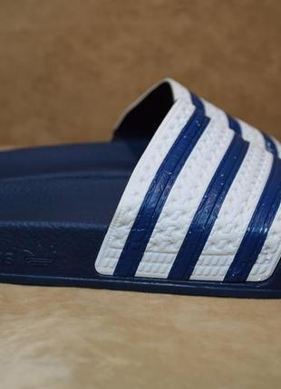 Шлепанцы сланцы adidas originals slippers adilette. италия. 38...