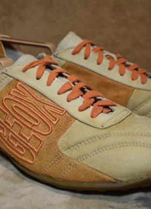 Туфли geox respira кроссовки. оригинал. италия. 44 р./29 см.