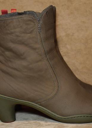 Ботинки ботильоны кожаные camper peu 46182. оригинал. 37 р./23...