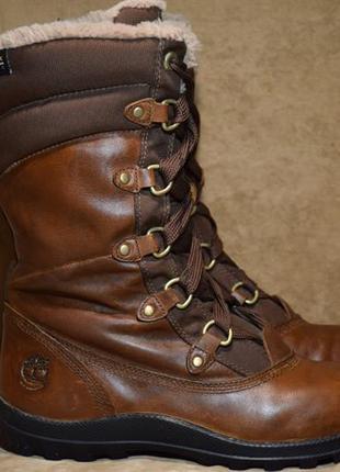 Термоботинки timberland mount hope сапоги ботинки зимние. ориг...