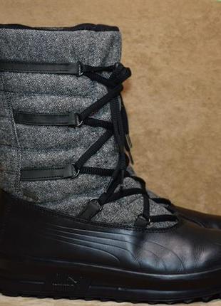 Термоботинки puma cimomonte 2 gtx gore-tex ботинки зимние. сло...