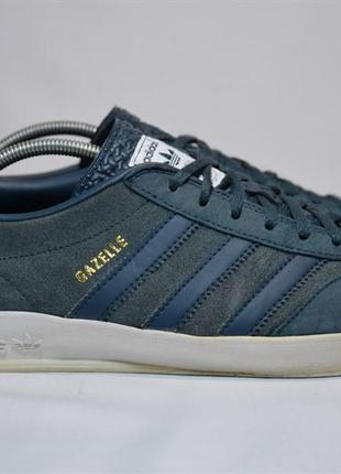 Кроссовки adidas originals gazelle кеды. оригинал. 42 р./26.5 см.