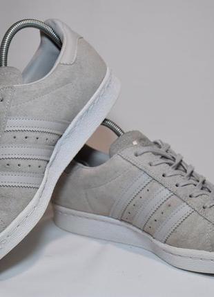 Кроссовки adidas originals superstar 80s metal toe. индонезия....