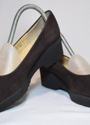 Туфли лодочки brunate 30711 балетки. италия. оригинал. 38-39 р...
