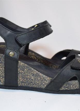 Босоножки сандалии туфли panama jack julia. кожа. испания. ори...