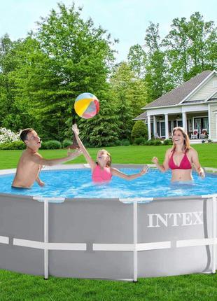 Каркасный бассейн Intex 26716 - 0, 366 x 99 см (чаша, каркас)imp