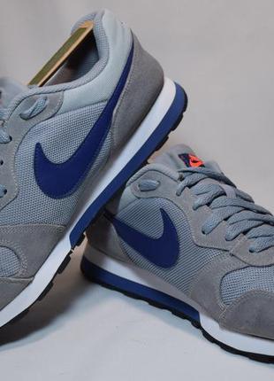 Nike md runner 2 кроссовки мужские. индонезия. оригинал. 42 р....