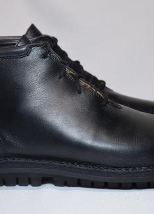 Ботинки trippen кожаные. германия. оригинал. 42 - 43 р./28 см.