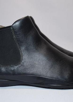Ботинки ботильоны челси clarks женские кожаные. оригинал. 40 р...