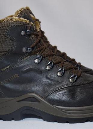 Ботинки lowa nabucco gtx gore-tex mid зимние. словакия. оригин...