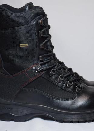Ботинки approved by armasuisse hydor-tex тактические трекинг о...