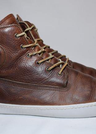 Ботинки blackstone am02 мужские кожаные. оригинал. 46-47 р./31 см