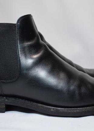Ботинки челси crockett and jones chelsea v мужские кожаные. ан...