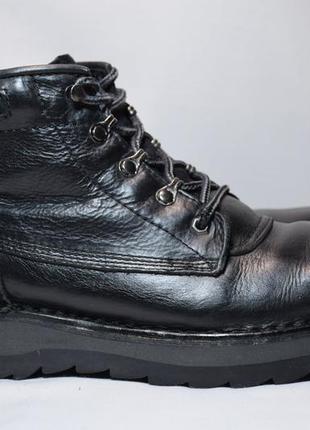 Ботинки caterpillar cat / timberland мужские кожаные. оригинал...