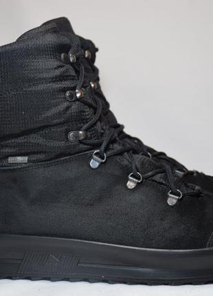 Термоботинки puma caminar 3 gtx gore-tex ботинки зимние мужски...