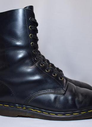 Ботинки dr. martens мужские кожаные. англия. оригинал. 43 р./2...