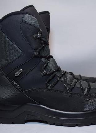 Термоботинки everest watertex ботинки сапоги зимние. оригинал....