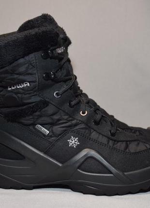 Термоботинки lowa carezza gtx gore-tex ботинки зимние женские ...
