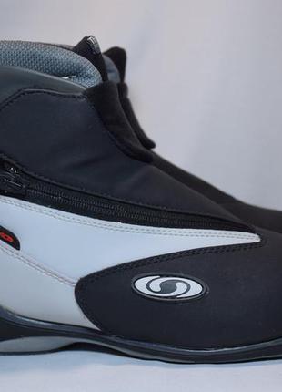 Ботинки лыжные salomon sns profil thinsulate insulation мужски...