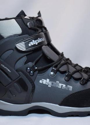 Ботинки лыжные alpina bc 1550 backcountry thinsulate мужские. ...