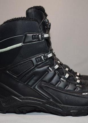 Термоботинки mammut blackfin tl waterproof thinsulate ботинки ...