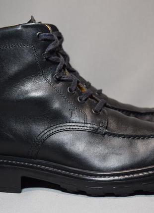 Ботинки tods leather мужские кожаные. италия. оригинал. 41-42 ...