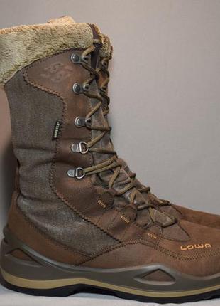 Термоботинки lowa paganella gtx gore-tex ботинки зимние женски...