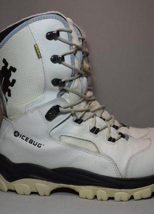 Термоботинки icebug sorix bugrip 2.0 ботинки зимние. оригинал....