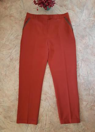 Брюки, штаны кирпичного цвета от atmospfere