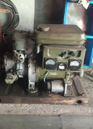 Генератор армейский АБ-1-0/230 Электростанция