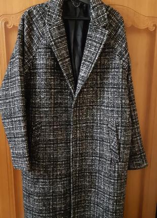 Стильное пальто мужское от boohoo