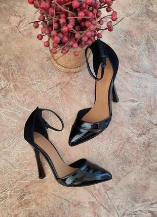 Туфли на высоком каблуке от asos