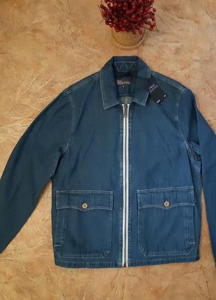 Джинсовая куртка  от next