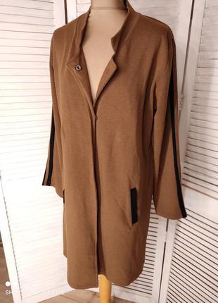 Фирменное пальто- кардиган  цена распродажи!!!!