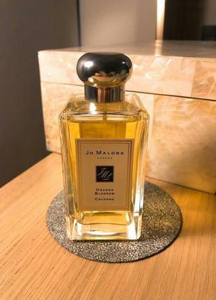 Jo malone orange blossom оригинал