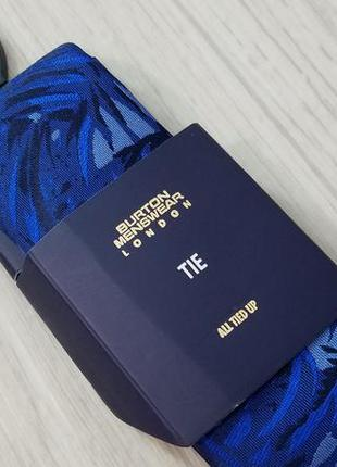Burton menswear london  галстук.  англия