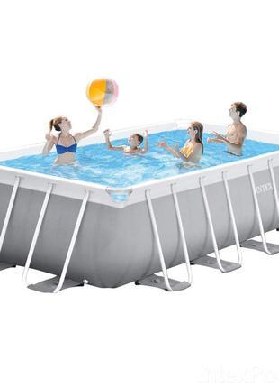 Каркасный бассейн Intex 26792 (чаша, каркас), 488 x 244 x 107 см