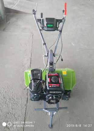 Мотоблок бензиновый Бизон 1100S/4 передачи сделан в Белоруссии
