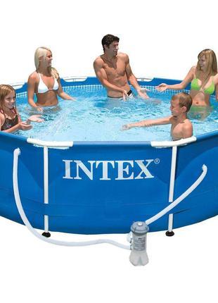 Бассейн каркасный Intex 28212