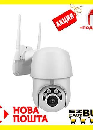 Камера видеонаблюдения Wi-fi Smart Net Camera EC76-U15