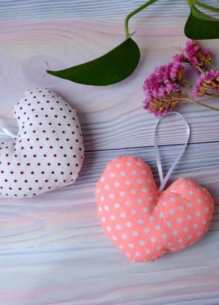 Интерьерное сердечко, брелок, валентинка