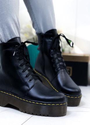 Женские ботинки -Martin-