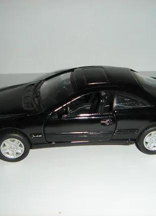 Машинка металлическая MERCEDES-BENZ CL600.