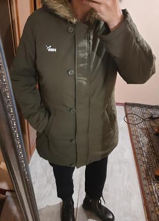 Куртка, парка на холода